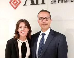 Gerardo Aparicio Yacotu: Finanzas Climáticas en México