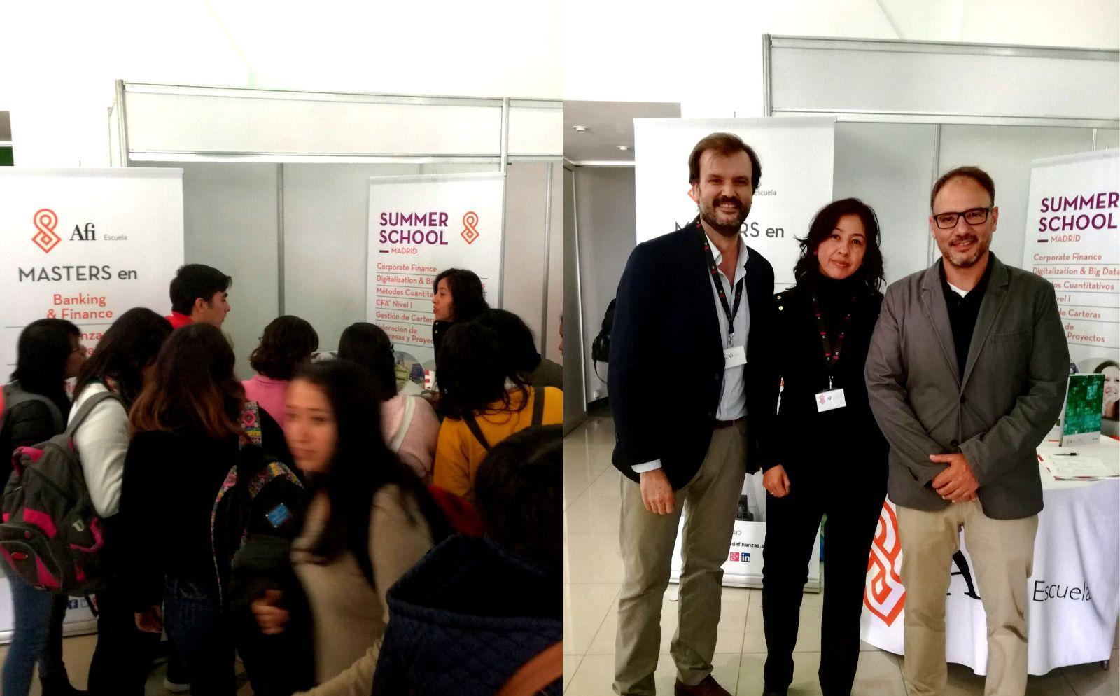 Afi Escuela - Jornada España en un día