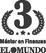 El Máster en Finanzas consigue un año más estar en el top 3 del ranking de máster el mundo