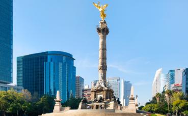 Plaza centro Ciudad de México