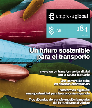 Revista Corporativa del Grupo Afi