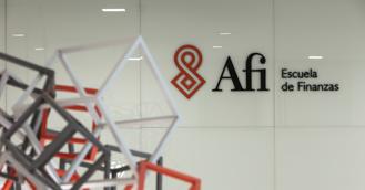 Logotipo Afi Escuela de Finanzas