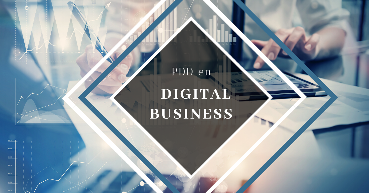 PDD en Digital Business
