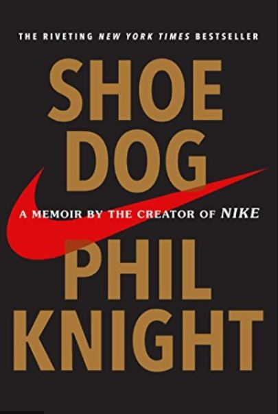 Recomendación libro economia - Shoe Dog de Phil Knight