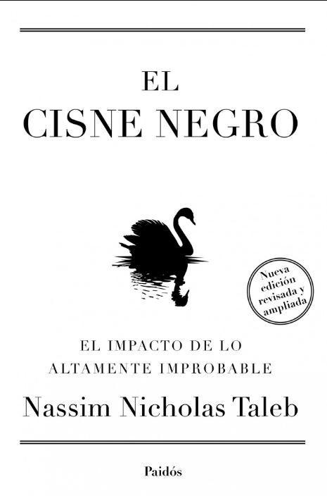 Recomendación libro de economia - Cisne negro