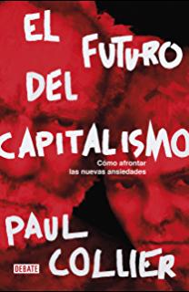 Recomendación libro de economia - Futuro del capitalismo