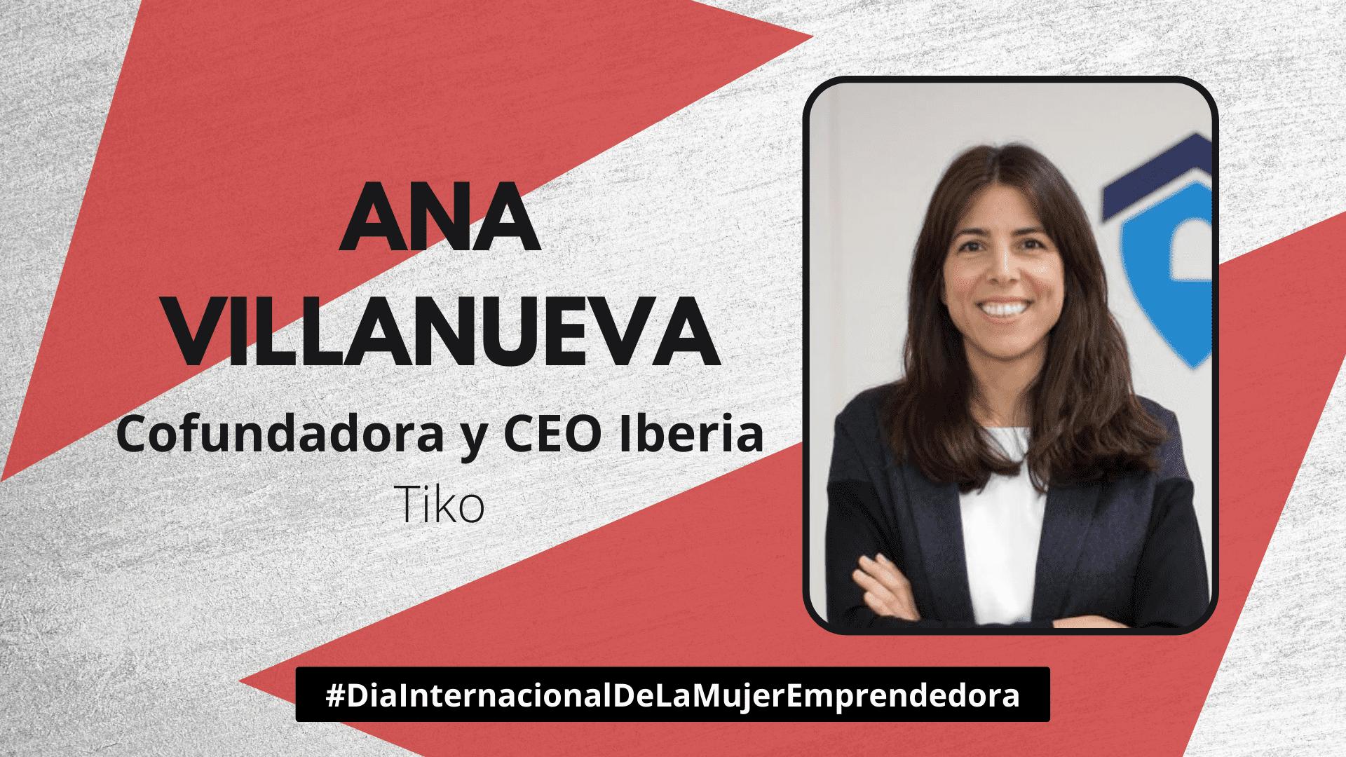 Ana Villanueva - Día de la Mujer Emprendedora