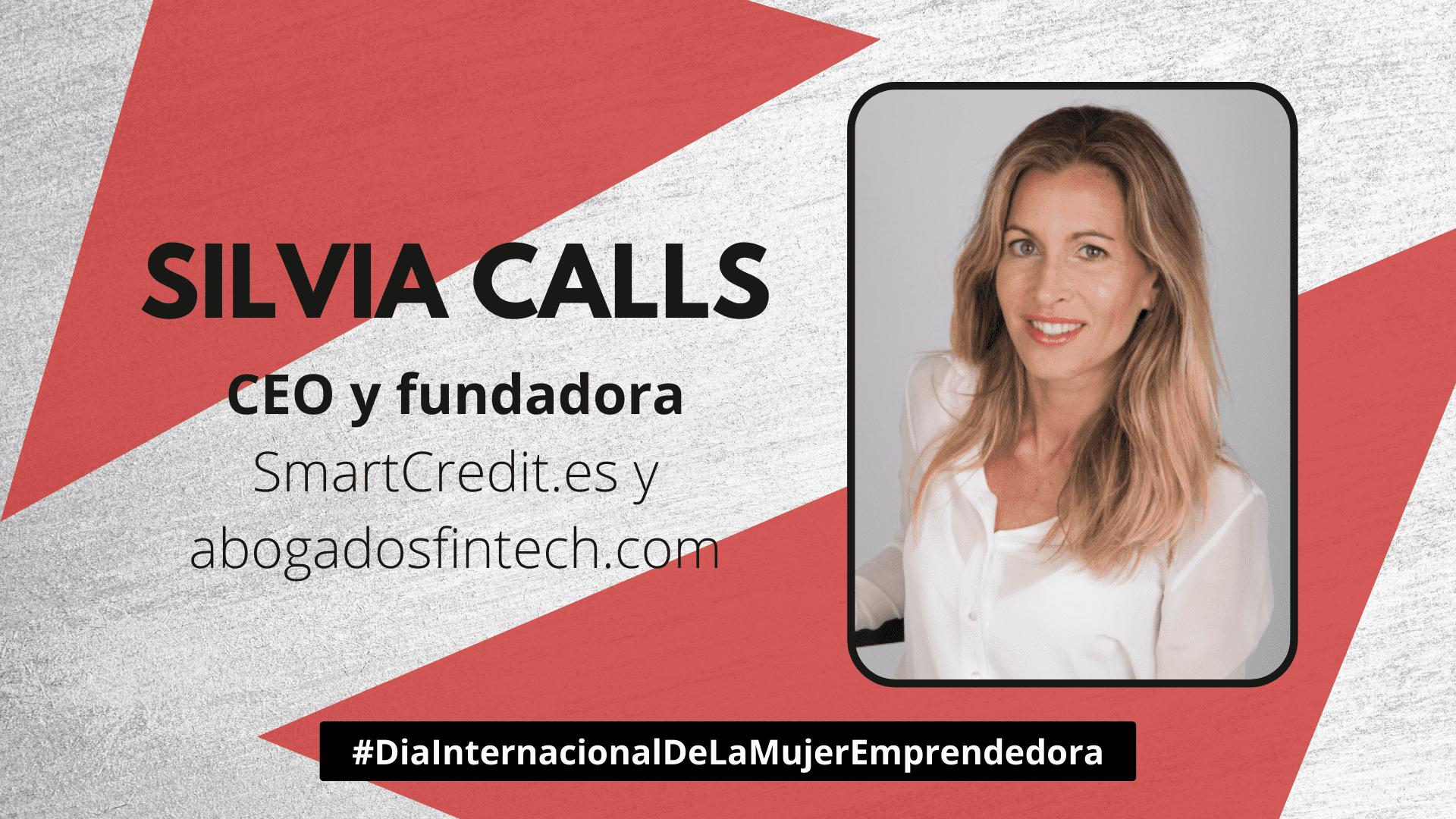 Silvia Calls - Día de la Mujer Emprendedora