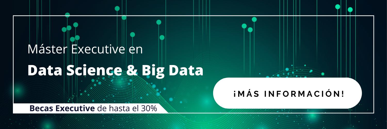 Máster executive data science y big data