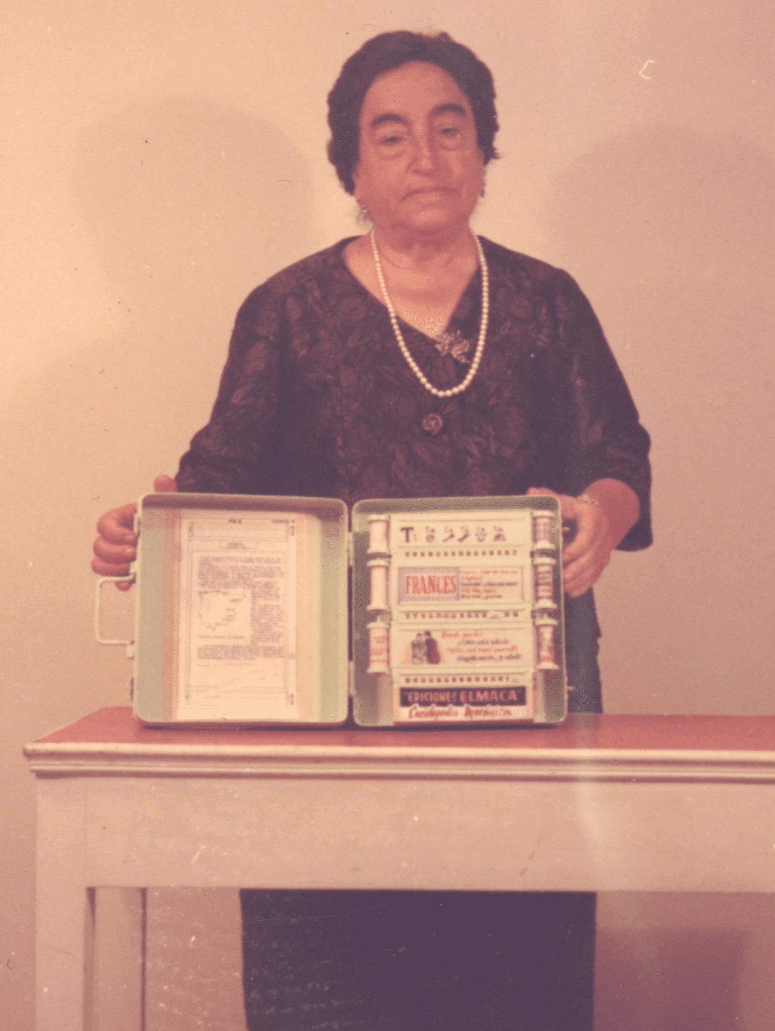 Ángela Robles - Mujeres informáticas