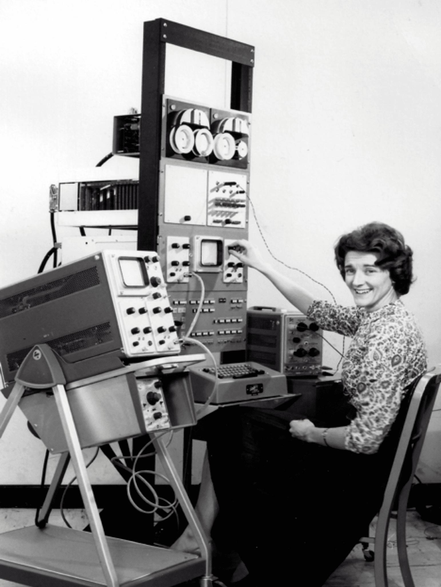 Mary Wilkes - Mujeres informáticas
