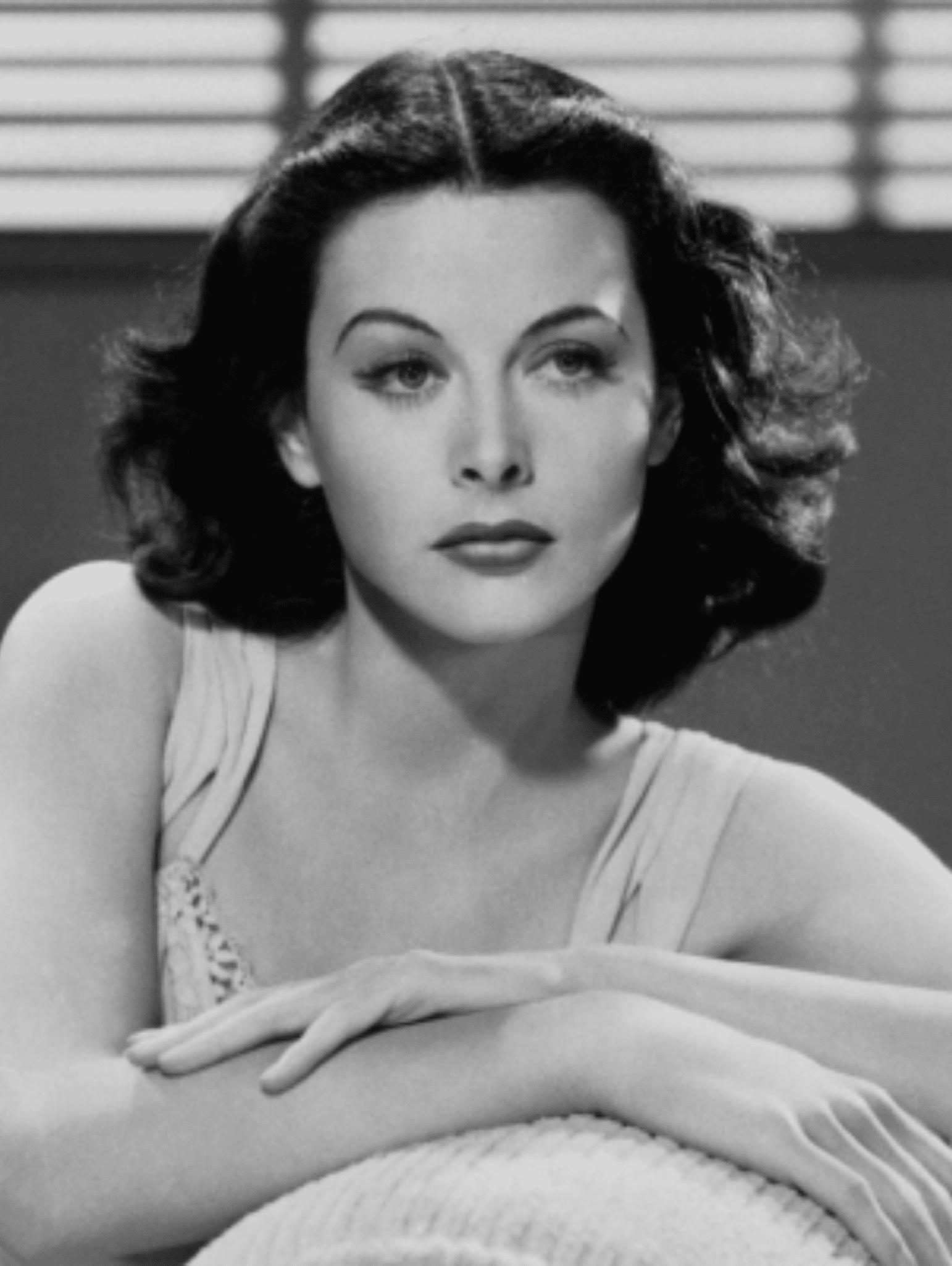 Hedy Lamarr - Mujeres informáticas