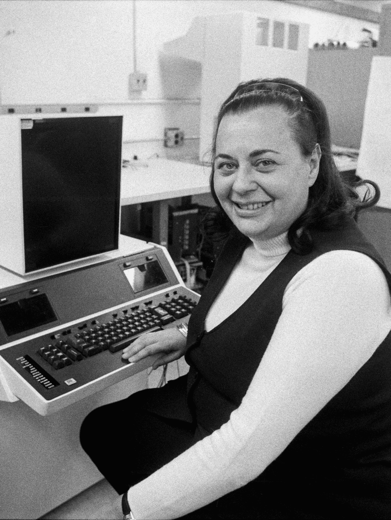 Evelyn Berezin - Mujeres informáticas