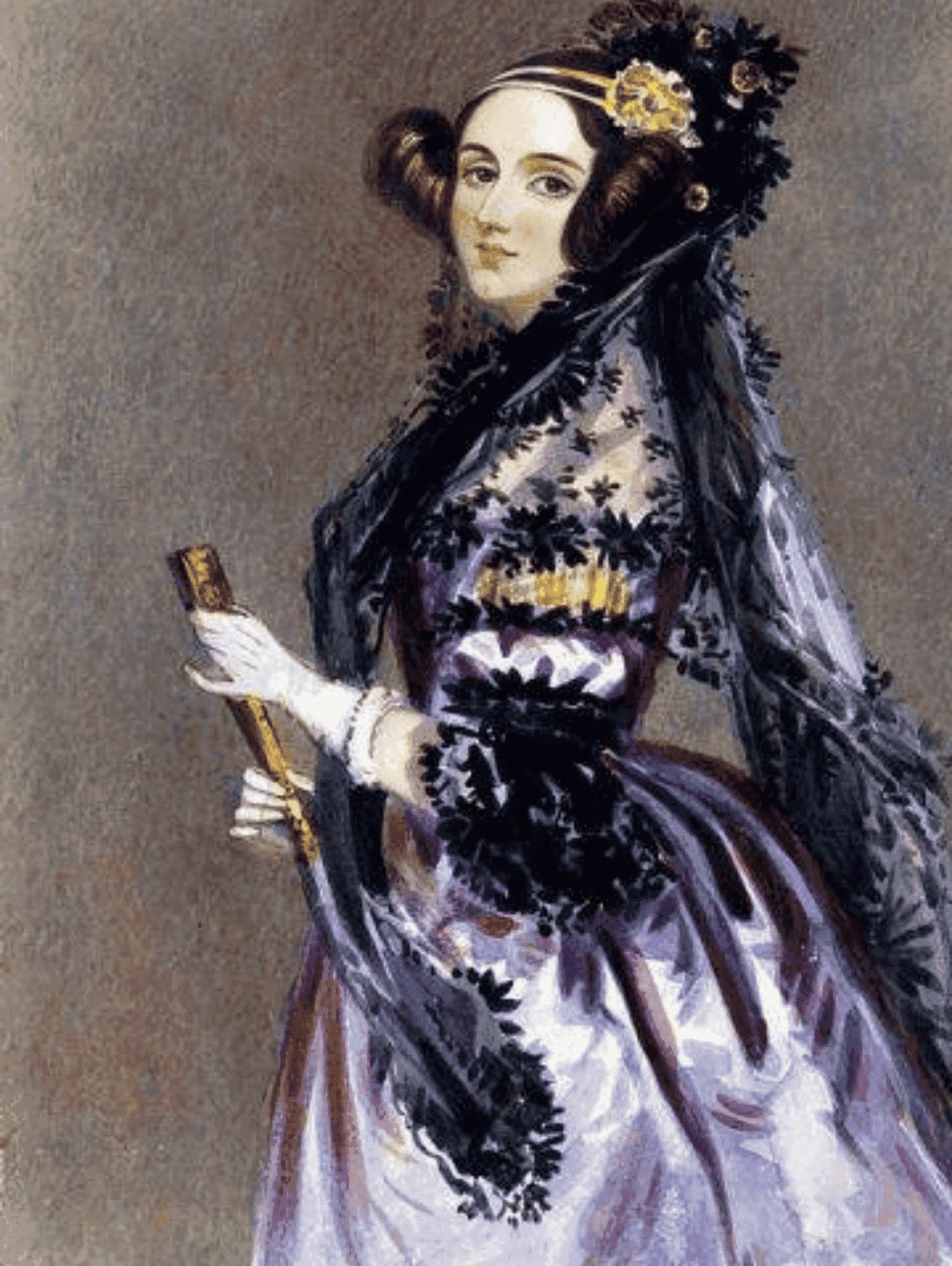Ada Lovelace - Mujeres informáticas