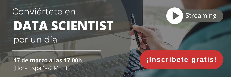 Experiencia - Data scientist