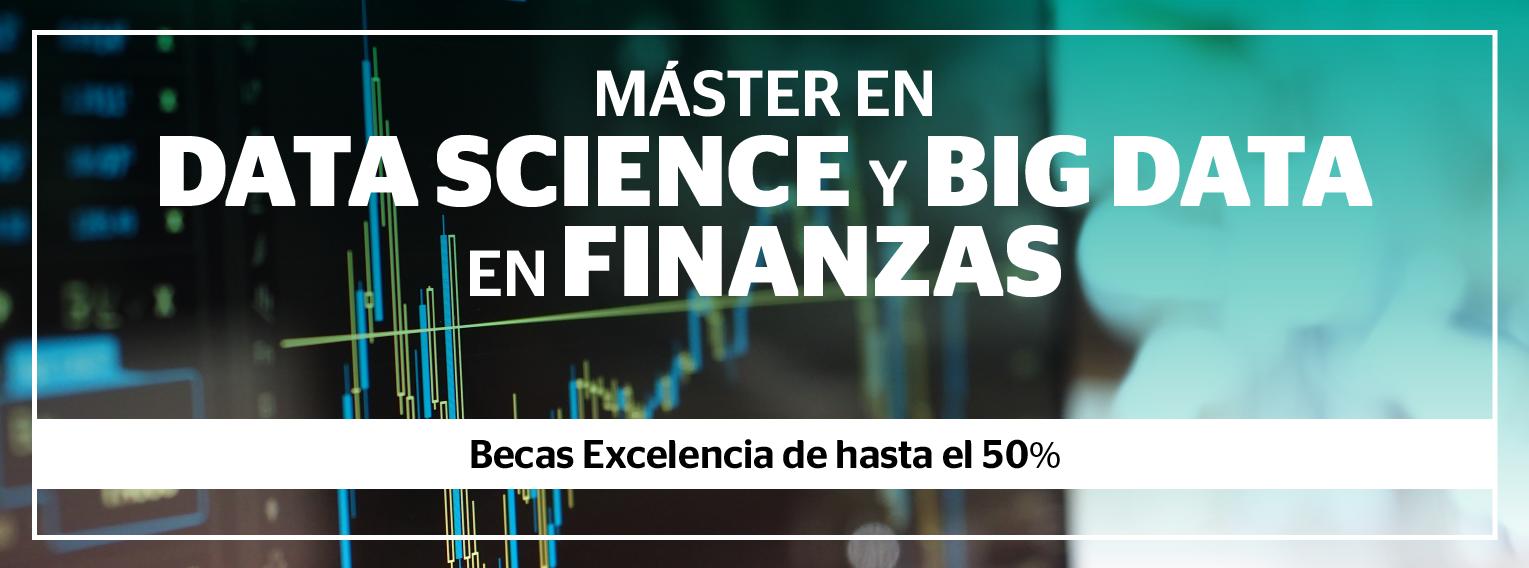 Máster en Data Science Finanzas Afi Escuela